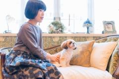 犬と一緒に記念写真を撮影できる写真スタジオならペットショットdog-photo-0120
