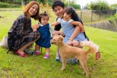 猫と⼀緒に記念写真を撮影できる出張タイプの写真スタジオ【ペットショット】dog-011-003