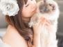 猫とウェディングフォト 東京都墨田区 Mさん